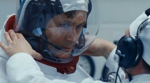 First Man Venice Film Festival Reports: Daniel Chazelle and Ryan Gosling Hit the Bull