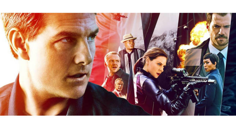 Mission: Impossible - Fallout going very strong at Box office