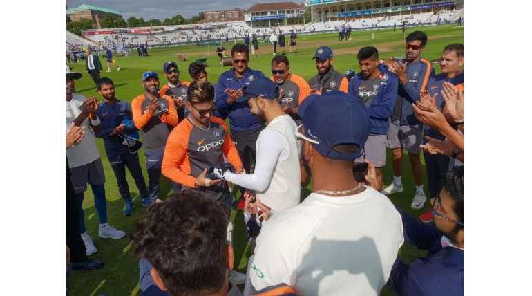 India vs England 3rd Test Match: Rishab Pant to make his Test debut today