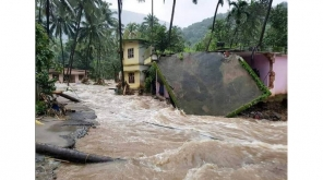 India: Worst Floods in Kerala raises Death Toll Pic Credit - @adgpi Twitter