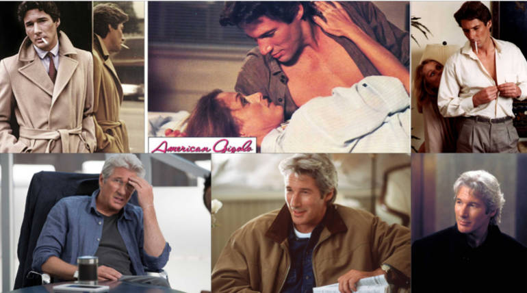 Ever Stylish Richard Gere Celebrates 68th Birthday today: His Stylish Avatars in Hollywood
