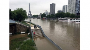 Over 1,600 people evacuated and one missing: France Flood Updates (Old Picture)