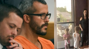Murder Accused Husband of Pregnant Woman could be psychopath: Confirms Psychiatric Professor 1st Pic Credit - (RJ Sangosti/The Denver Post via AP, Pool), 2nd Pic - Missing kids, heaven Angels Facebook