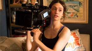 Emmy Rossum Says Goodbye to the 'Shameless' Series: Shares her Emotional message in Facebook , Pic Courtesy - Emmy Rossum Facebook