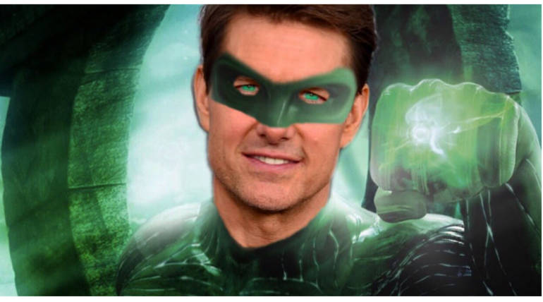 Tom Cruise to join DC for Green Lantern Corps: Rumours raising curiosity, Pic Credit - @GOATfilmpodcast Twitter