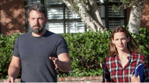 Ben Affleck and Jennifer Garner Divorce Settled after 3 years of separation , Pic Courtesy - @stevebenke Twitter