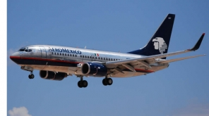 Flight Crash in Mexico; Aeromexico with 100 on-board hit by wind