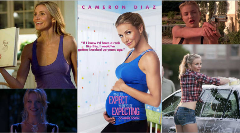 Gorgeous Baby Doll Cameron Diaz turns 45 Years Younger today: Some of her Roles that drives Crazy , Pic Source - IMDB