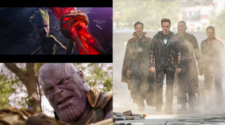 Avengers: Infinity War zooms past Titanic Domestic Box office at the End of its Run