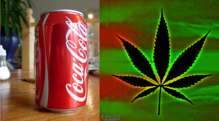 Coca-Cola in talks to introduce Marijuana-infused drinks: First Weed Drink on cards?
