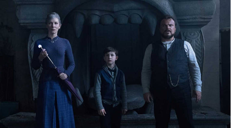 "Jack Black starrer ""The House with a Clock in Its Walls"" takes Top Spot at Weekend Box office , Image Source - IMDB"