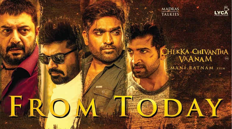 Chekka Chivantha Vaanam, Nawab movie Review: Maniratnam multistarrer is High Octane Drama , Image Source - @madrasTalkies_ Twitter
