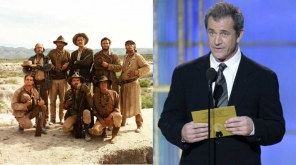 Mel Gibson to direct the remake of 1969 Western film: The Wild Bunch