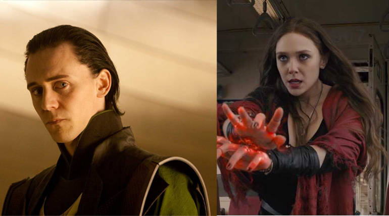 Marvel Heroes Scarlet Witch, Loki and others will soon have Solo TV series on Disney