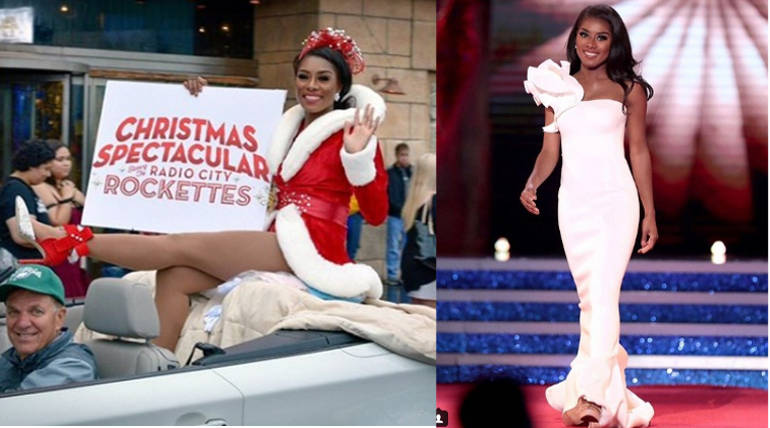 Nia Franklin Becomes the Miss America 2019: Miss New York stuns the Pageant , Pic Courtesy - Instagram