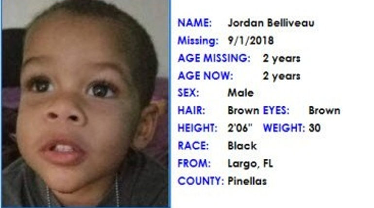 Florida Mother Charged with Murder of her 2-year-old Boy: Amber Alert has been cancelled , Pic Courtesy - @FDLEpio Twitter