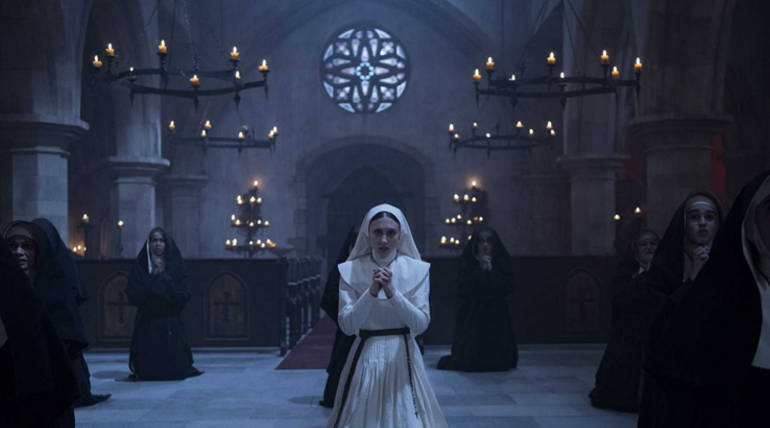 The Nun Scares the Box office: Record Opening Weekend On-cards , Pic - IMDB