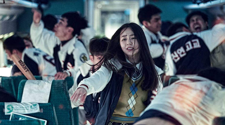"James Wan with his Writer Dauberman to remake Zombie Thriller ""Train to Busan"" , Image Source - IMDB"