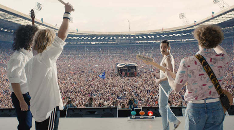 Bohemian Rhapsody Trailer: Rami Malek as Freddie Mercury Stuns in the Musical Biography , Image Source - IMDB