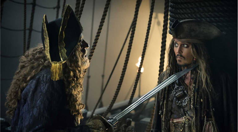 Plans for Pirates of the Caribbean Reboot with Deadpool Writers Heated up by Disney , Image Source - IMDB