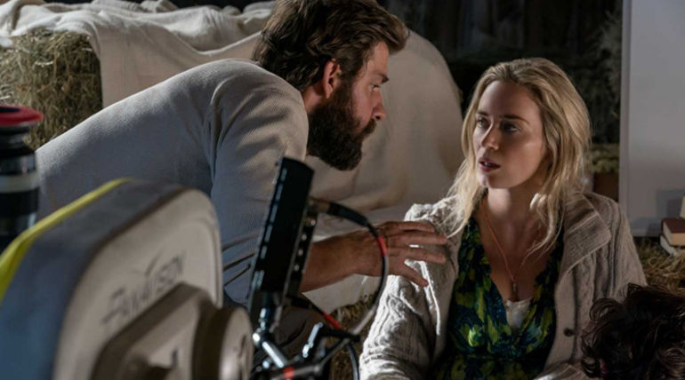 A Quiet Place 2 Confirmed and Director of the First, John Krasinski is writing the Script , Image Source - IMDB