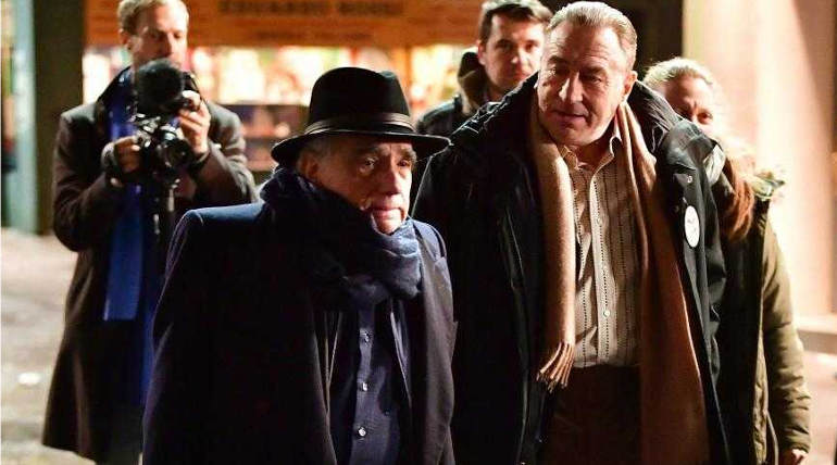 Martin Scorsese's The Irishman to be released in Theatres for 2 Weeks before Netflix Release , Image Source - IMDB