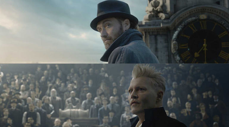 Dumbledore and Grindelwald will have sensual Gay Scenes in Fantastic Beasts 2: Fans are thrilled