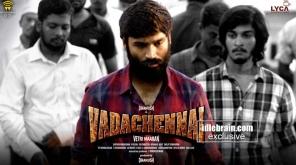 Vada Chennai Review; Poster Credits - idlebrain.com