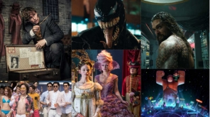 Hollywood to Dominate China Box office with Multiple Releases: Venom, Aquaman and more