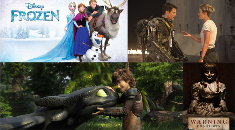 Possible Blockbuster Hollywood Sequels Line-up Includes Edge of Tomorrow, Frozen
