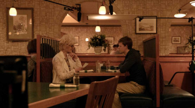 Nicole Kidman and Lucas Hedges from Boy Erased, Image Source - IMDB