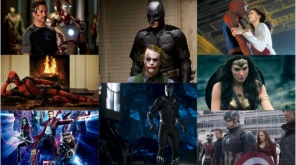 Top 10 Highest Grossing Solo Superhero films of all time in US Box office: Marvel vs. DC all the Way