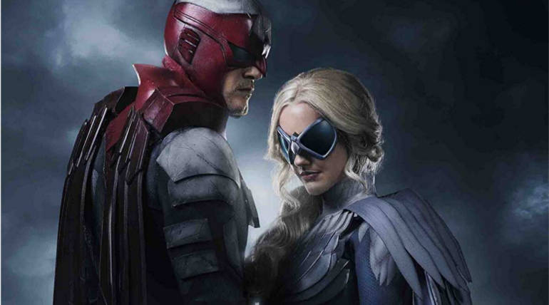 DC's Titans Trailer 2 brings some expectations back; Visually rich with Exciting Concept , Image Source - IMDB