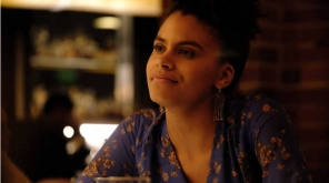 Deadpool 2 Lucky Superhero Zazie Beetz Auditioned for playing Storm Role in X-Men Apocalypse , Image Source - IMDB