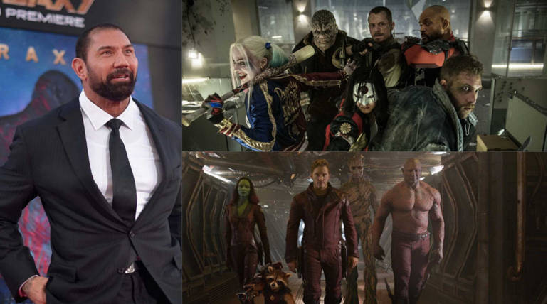 Drax to Switch from Guardians of the Galaxy to Suicide Squad: Dave Bautista Hints though Tweet