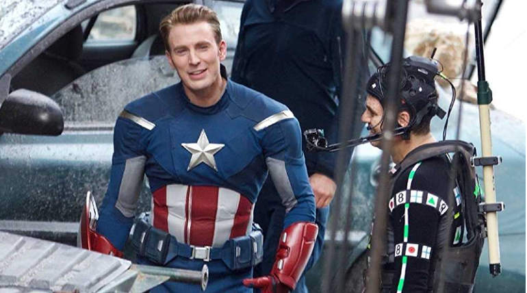 Chris Evans' Emotional message on 8 years Journey of Captain America coming to an end , Image Source - IMDB