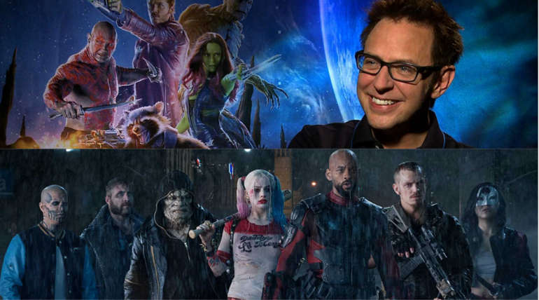 James Gunn Joins DCEU Camp for Suicide Squad 2 after getting fired by Marvel and Disney