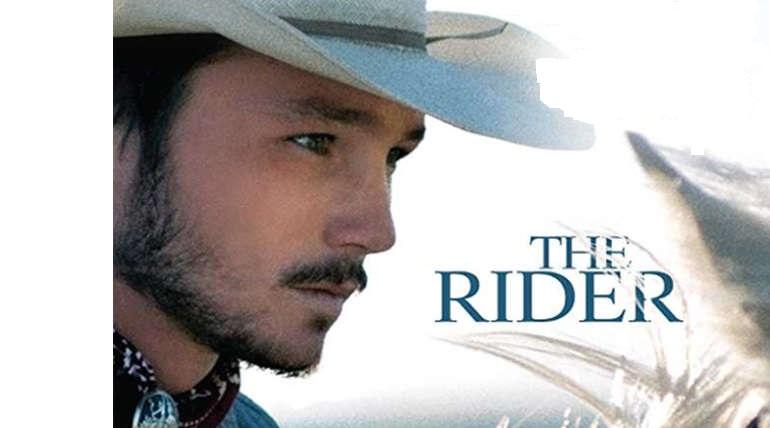 The Rider Movie Poster. Image Courtesy - imdb