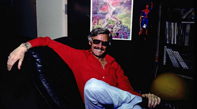 Image of Young Stan Lee , Source - IMDB
