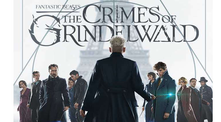 Fantastic Beasts : The Crimes of Grindelwald Poster. Image Courtesy - IMDB