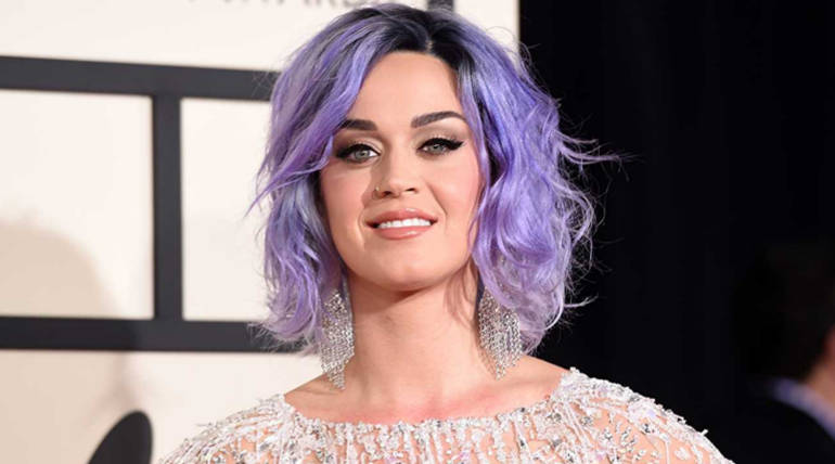 Katy Perry at Grammy Awards 2015