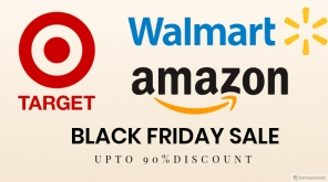 Grab the Biggest Black Friday offers from Amazon, Walmart and Target