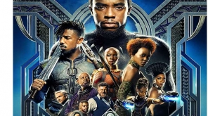 Black Panther Movie Poster Image Source - IMDB