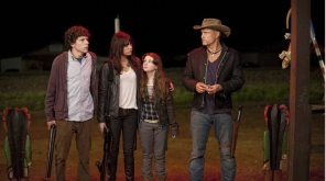 A Picture from Zombieland 2009