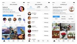 Instagram Profile design Image Credit Instagram Blog