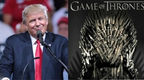 Donald Trump Uses the Game of Thrones Strategy for his Iran Sanctions Promotions