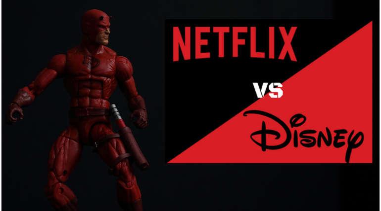 Daredevil Poster. Image: Flickr