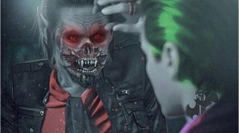 Morbius, Image Credit - @iamlucasperez Twitter