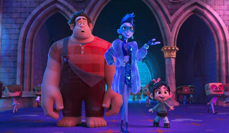 Ralph Breaks the Box office along with Creed II, Second Biggest Thanksgiving Weekend Ever