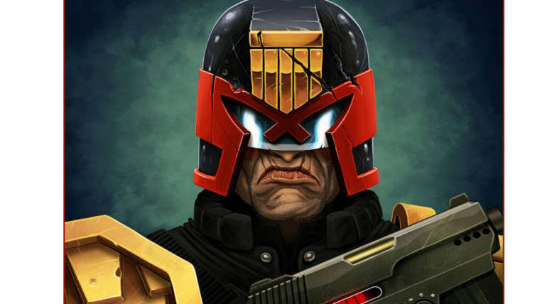 Judge Dredd Art Poster. Image Courtesy: devianart